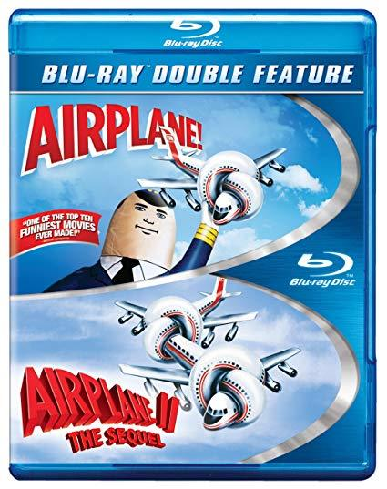 Airplane / Airplane II [Blu-ray]