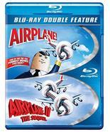 Airplane / Airplane II [Blu-ray]  - $7.95