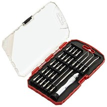 Lichamp Precision File and Pick Tool Set, 27-Piece Quick Change Precision - £13.93 GBP