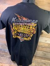 Harley Davidson Gesucht Fahrer Letztes Gesehen in Florida Kissimmee T-Shirt - $20.67