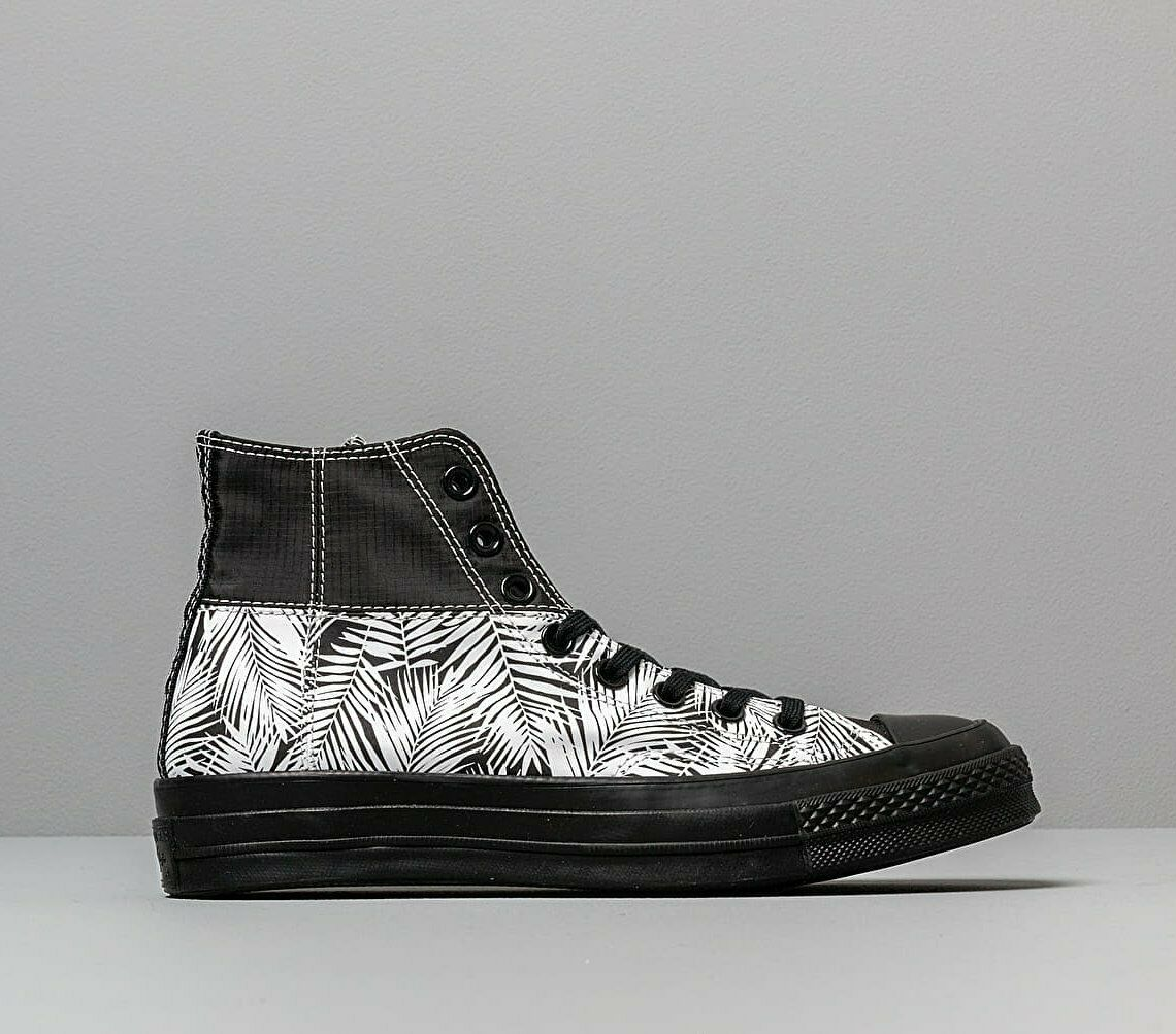 Converse Mens CTAS 70 Hi 164086C Black/White Sizes 7.5 - 8 - 8.5 - 9.5 Unisex