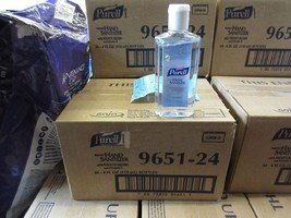 Purell Hand Sanitizer x 2 bottles new (wholesale auction supplied to us) sanitiz