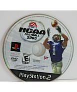 NCAA Football 2005 Sony PlayStation 2 2004 NO CASE Disc Only  - $2.69