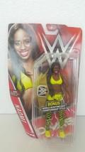 WWE Mattel Action Figure Naomi Bonus World Heavyweight Championship Belt - $26.72