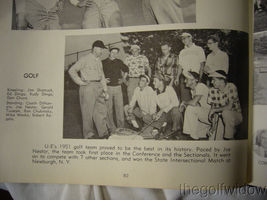 1952 Union Endicott High School Yearbook - Thesaurus image 8
