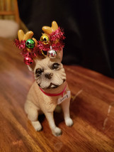 2013 Paws Claus French Bulldog Ornament This is stunning!! - $7.50