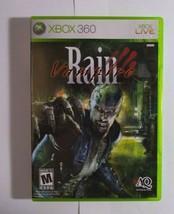 Vampire Rain (Microsoft Xbox 360, 2007) Complete  - $6.54