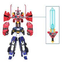 Tobot V Titan V 2021 Transforming Action Figure Korean Vehicle Toy Robot image 4