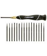Husky - 63518H - Precision Screwdriver Set -18-Piece - $19.75