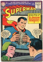 Superman #98 1955- Lois Lane- DC Silver Age- FN- - $266.75