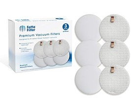 Fette Filter - Vacuum Filter Compatible with Shark Rotator Slim-Light Lift-Away  - $12.86