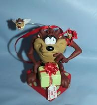 Hallmark Taz Tasmanian Devil Naughty Nice Christmas Holiday Ornament  2008 - $17.81
