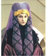 Star Wars Queen Amidala 8 x 10 Glossy Postcard #4, NEW UNUSED - £3.05 GBP