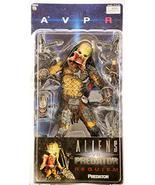 Predator Alien VS Requiem NECA Action Figure Series 3 Unmasked (Open Mouth) - $150.98