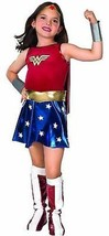 Rubies Wonder Woman Child Girls Halloween Dc Comics Superman Costume 882312 - $30.72