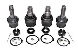 A-Team Performance Super Greasable Duty 2 x K8607T Lower Ball Joints and 2 x K80 image 6