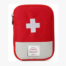R first aid emergency medical kit survival bag wrap gear hunt travel bag small medicine thumb200