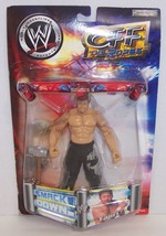 "NEW! 2003 Jakk's Pacific Off The Ropes Series 6 ""Tajiri"" Action Figure {... - $17.81"