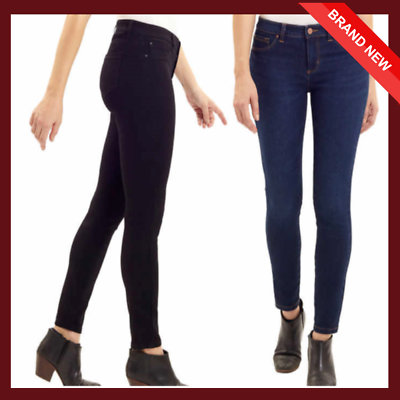 Primary image for Jones New York Essex Skinny Mid-Rise Jeans