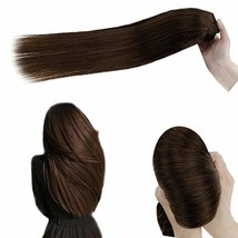 [10% Off] Hetto Clip in Real Hair Extensions One Piece(5 Clips)Hair Extensions f