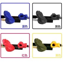 Violin Viola Hold Aids Bow Buddies Holder Foamed Chin Rest Neck Support ... - $50.42