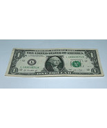 2013 Bill US Note Comic Groucho Marx Birthday Year 1890 3571 Fancy Serial # - $13.94