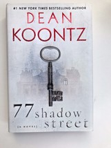 Dean Koontz 77 Shadow Street HC/DJ First Edition - $9.99
