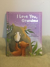 I Love You Grandma - Book - $8.90