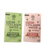 Harmony Proteins Beauty Collagen Water Skin-Hair-Nails Apple Watermelon ... - $15.99