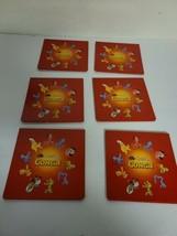 2003 Cranium Conga Board Game Replacement Parts:  6 Original Score Cards... - $7.50