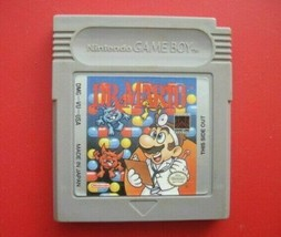 Dr. Mario Cartridge Nintendo Game Boy - $6.92