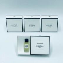4 Chanel Sycomore Eau de Parfum 4 ml Each Miniature Perfume New - $99.99