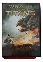 Wrath of the Titans dvd - $6.00