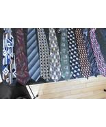 Menge von 10 Herren Krawatten Gemischte Farben Arbeit Lehrer Marks & Spe... - $23.76