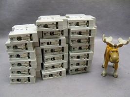 Siemens 5sx5 iec 898 en 60898 IEC style miniature circuit breaker Lot of 20 - $200.16