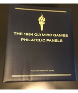 The 1984 Olympic Games Philatelic 72 Panels / Value $666.00 - $46.75