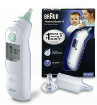 Braun ThermoScan 5 IRT6020 Digital Ear Thermometer - $98.01
