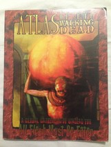 All Flesh Must Be Eaten RPG Atlas of the Walking Dead Soft Cover by Eden... - $13.99