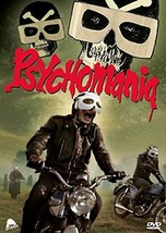 Psychomania (2010) DVD