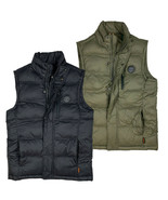 Timberland Men's Puffer Polyester Fill Vest A1Y2W - $79.99