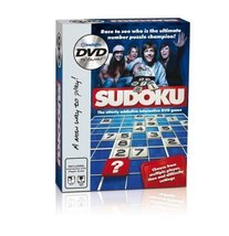 Sudoku DVD Game by Imagination Entertainment - $6.92