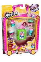 Shopkins S8 W2 Asia Toy 5 Pack - $14.84
