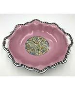 "Vtg JHW & Sons England Falcon Ware Victorian Era Serving Platter Bowl 14"" - $28.99"