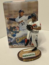 Fausto Carmona Lake County Captains Figurine Figurine Cleveland Indians - $24.70