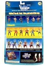 Undertaker WWF Slammers Series 1 Action Figure WWE Sealed 1998 image 2