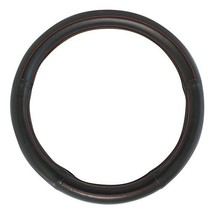 """Grand General 54025 Black 20"""" Deluxe Steering Wheel Cover - $38.28"""