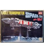 VIntage IMAI SPACE 1999 EAGLE TRANSPORTER 1/110 Scale plastic model - $27.72