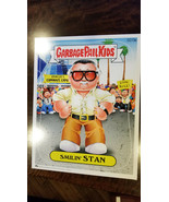 2014 COMIKAZE TOPPS GARBAGE PAIL KIDS SMILIN STAN LEE LARGE PROMO CARD #... - $98.99
