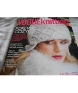 Vogue Knitting Winter 201/11 Magazine - $10.00