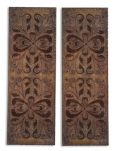 Uttermost 13643 41-1/4-Inch by 14-1/2-Inch Alexia Panels Wall Art, Set of 2 - €298,51 EUR